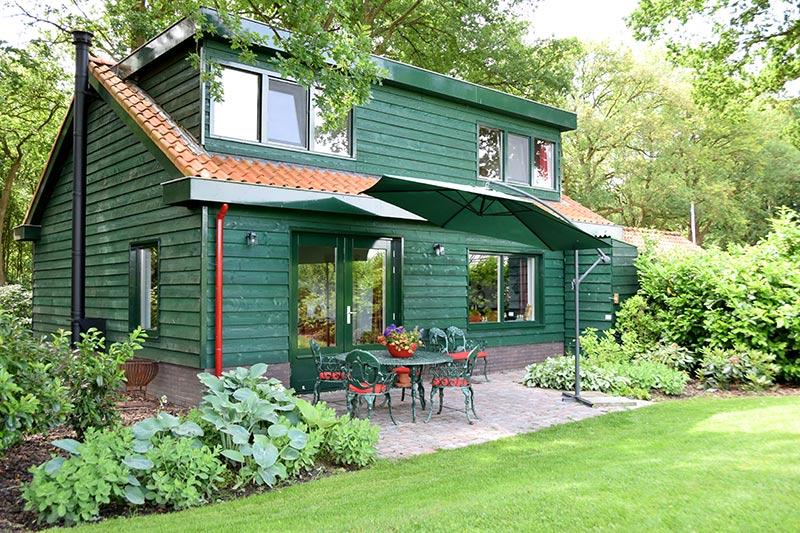 Vakantiehuis-Gorssel KleinKamperfoelie